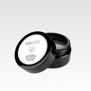 Face Cream Deep Moisture Face producent pure story